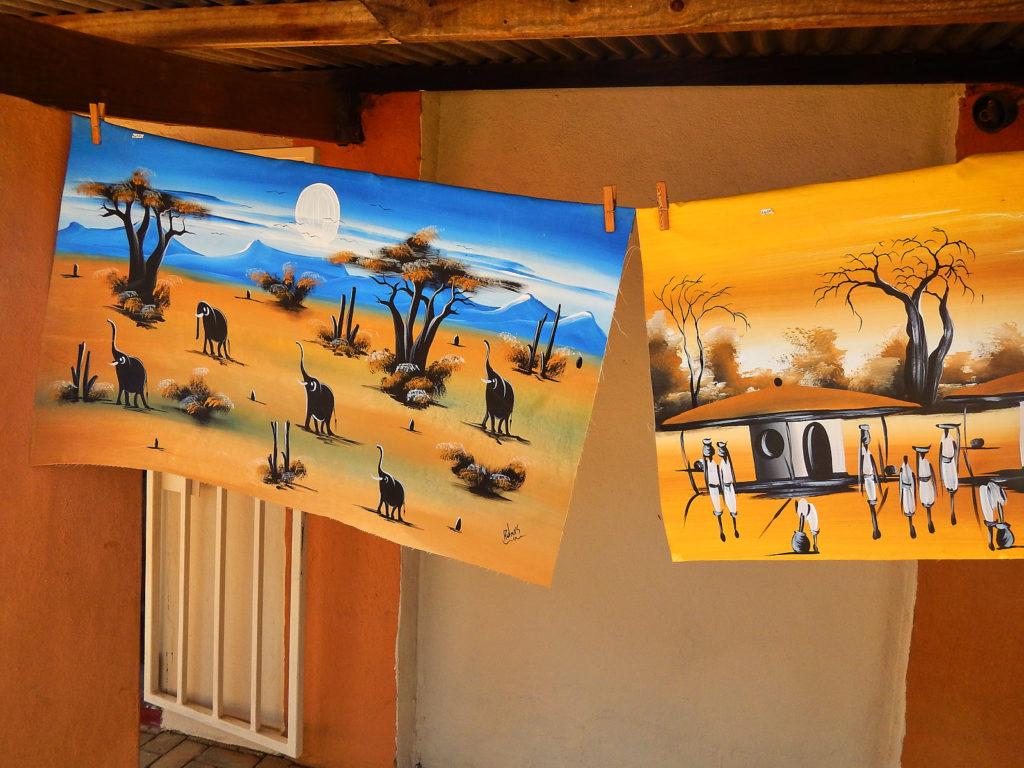Fahrt nach Swaziland