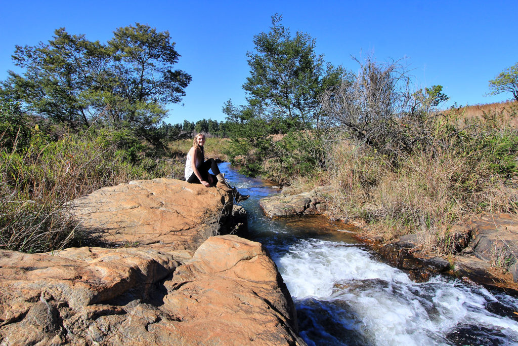 Wanderung im Mlilwane Wildlife Sanctuary