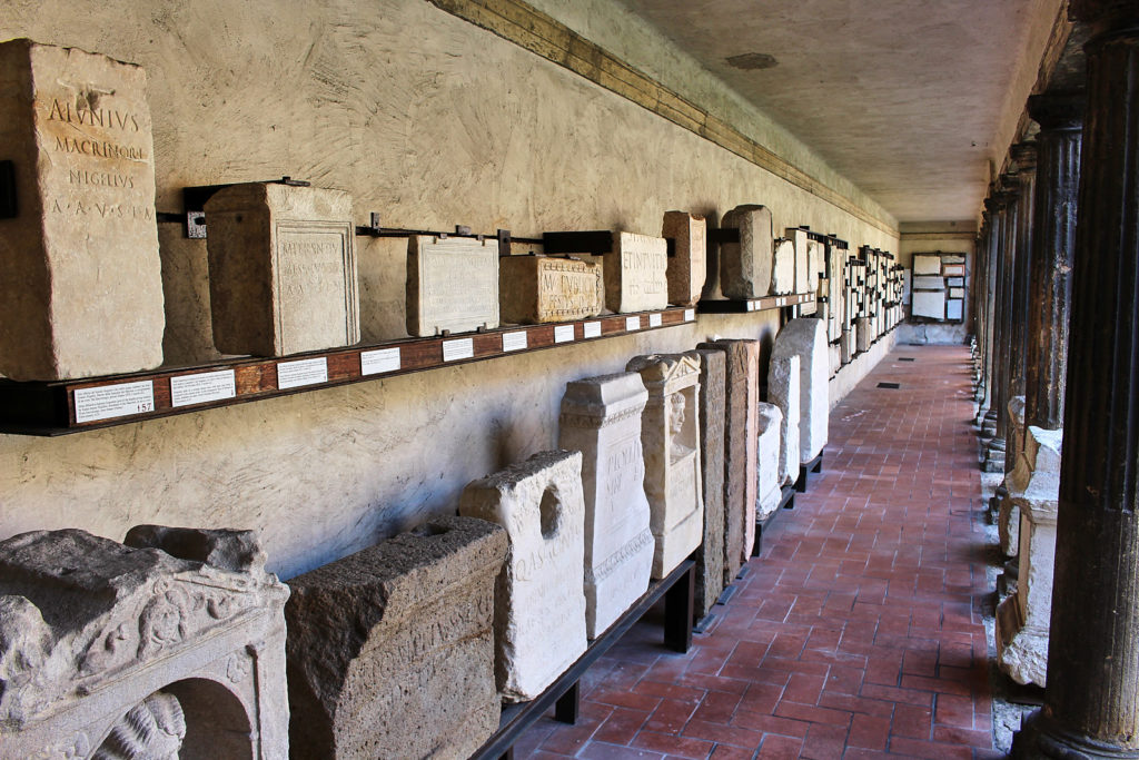 Museo Lapidar Maffeiano