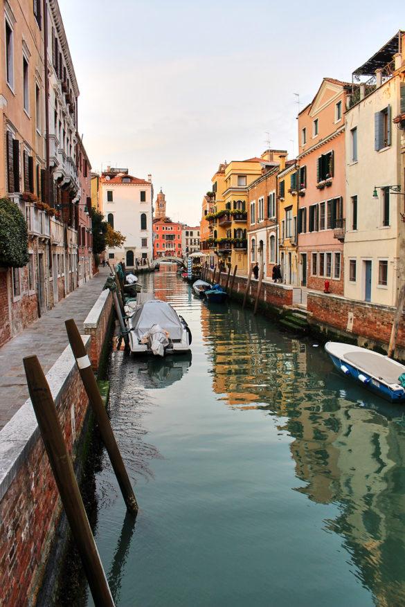 Impression, Venedig